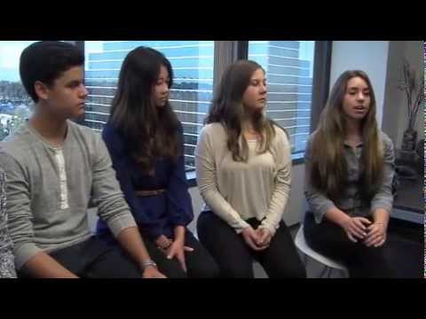 Teen panel talks about sex