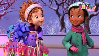 Ice Skater Extraordinaire Music Video | Fancy Nancy | Disney Junior