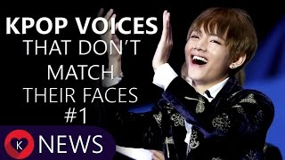 Download Lagu KPOP VOICES THAT DON'T MATCH THEIR FACES #1 Gratis STAFABAND