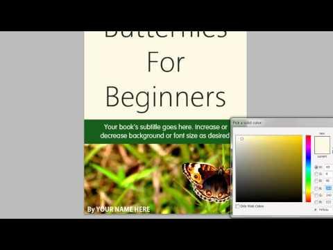 Kindle Template - Ebook Template