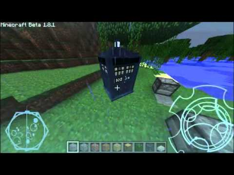 (OUTDATED) Tardis Flight - Part of the Doctor Who Client Mod