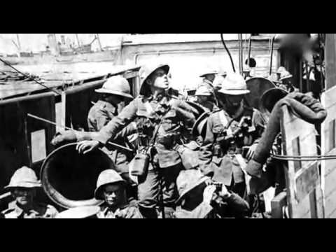 1. Weltkrieg - Gallipoli Doku über den 1. Weltkrieg Teil 1