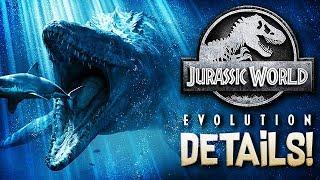 LOADS Of NEW Jurassic World Evolution Details (GAME SOUNDS AMAZING)
