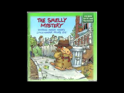 «The Smelly Mystery with Little Monster Private Eye» – the Soundtrack!