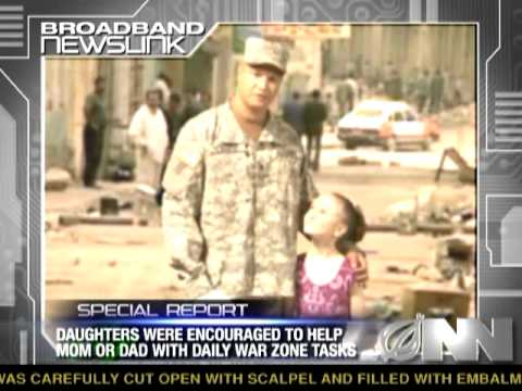 Army Holds Annual Bring Your Daughter To War Day Video