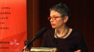 8:08-jewess Judith Levine In Canada 'Culture of Critiques' On Child Sex Slavery