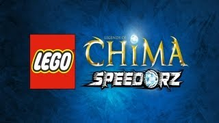 Phim Hoat Hinh | LEGO® Legends of Chima Speedorz Universal HD Gameplay Trailer | LEGO® Legends of Chima Speedorz Universal HD Gameplay Trailer