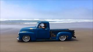 1953 Chevy Truck with Air Ride