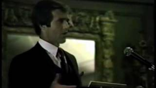 David Mayo - Legal Defense Fund Dinner October 5, 1985 part1of4.avi
