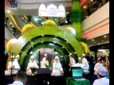 Marawis Al Awwabin Juara 1 Blok M