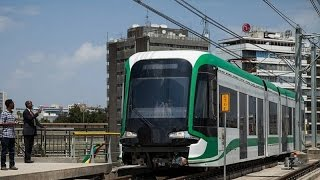 Ethiopia -- Addis Ababa light trains facing serious maintenance issues (Sheger FM 102.1)