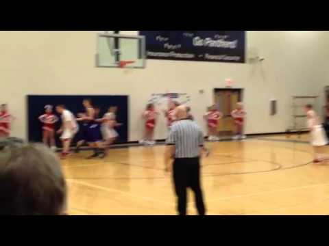 Barboursville middle school basketball 2013-2014