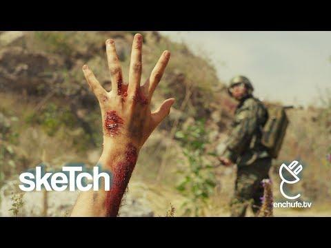 soldado a punto de morir – Enchufetv