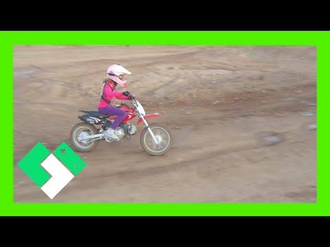 BACK TO THE DIRT BIKE TRACK (2.19.14 - Day 691)