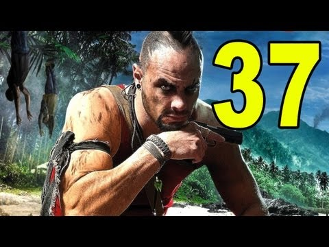 Far Cry 3 - Part 37 - Insanity.. (Let's Play / Walkthrough / Playthrough)