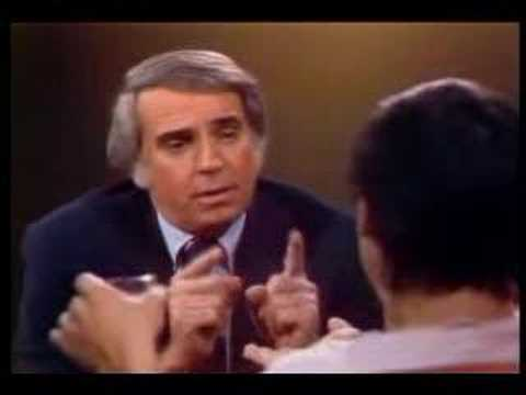 Iggy Pop interview on the Tom Snyder Show 1980