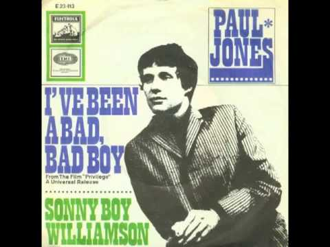 Paul Jones - I've Been A Bad Bad Boy