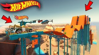 HOT WHEELS RACE OFF - NEW CAMERA VIEW 📷