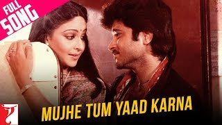 Mujhe Tum Yaad Karna Video Song from Mashaal