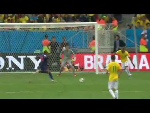 Brasil 0 X 3 Holanda - Copa do Mundo 2014 - Disputa 3º lugar