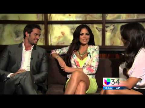 William Levy (@willylevy29) y Ximena N. Llegaron a Los Angeles