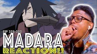 REAL Madara VS Shinobi Alliance REACTION! First Time Watching Naruto Shippuden 321 322 323 324 325