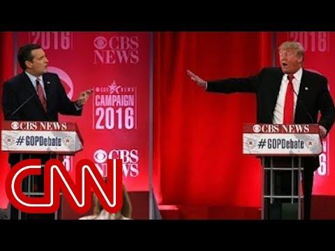 Trump to Cruz: 'You are the single biggest liar'