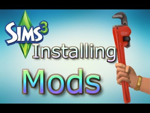 Sims 3: Installing Mods