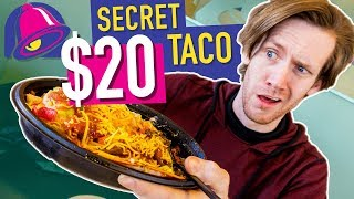 Danny Eats Everything At Taco Bell