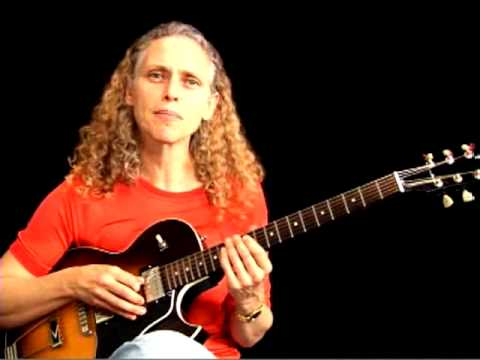 Jazz Guitar Lessons - Graduated Solos - Mimi Fox - Introduction
