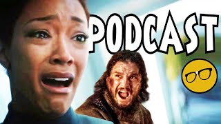 Game of Thrones The Long Night Could Have Been Saved? Star Trek Discovery vs Netflix