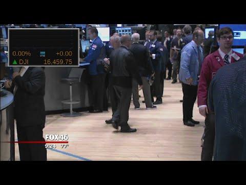 Stocks plung among China woes