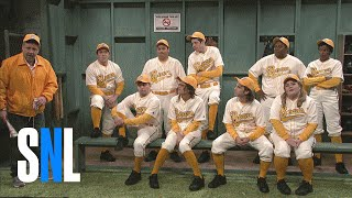 Cut for Time: Bad News Bears (Russell Crowe) - SNL