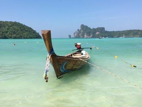 Tajlandia Grudzień 2017