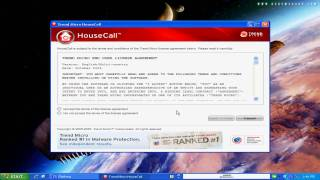 How To Use Trend Micro Housecall Online Virus Scanner