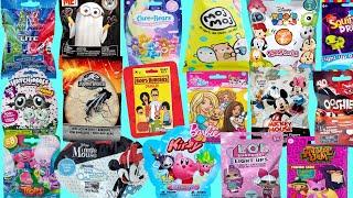 Blind BAGS OPENING SURPRISE TOYS Minnie Mouse Toy Story Minions MOJ MOJ Disney