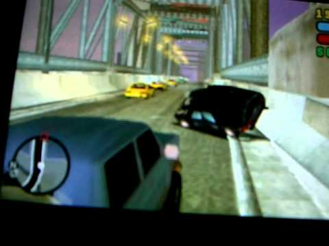 Grand Theft Auto: Liberty City Stories PSP Gameplay