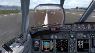 KSFO-KSLC PMDG 737-800