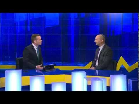 Interview Bennet Economica Channel 9