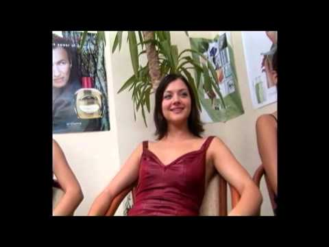 Vitinka Oriflame Keune @ Miss BiH 2002