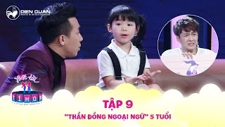 Little But Special | Ep 9: Child prodigy 5 years-old speak english fluently