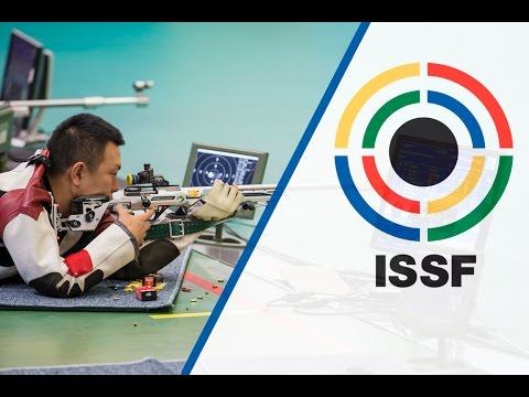 Finals 50m Rifle Prone Men - ISSF World Cup in all events 2014, Beijing (CHN)