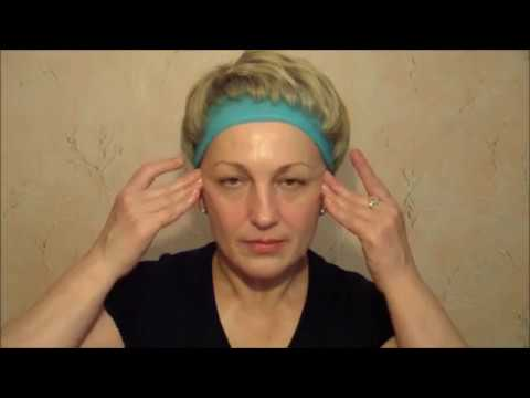 How to Massage Facial at Home Yourself - Japanese Technique of Facial Massage