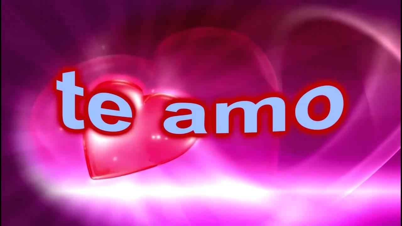 Te amo calendar page for Te amo facebook
