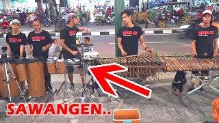 Download Lagu SAWANGEN - Permainan Ketipung & Drum-nya Seru bro!! CAREHAL ANGKLUNG MALIOBORO (Via Vallen /Wandra) Gratis STAFABAND