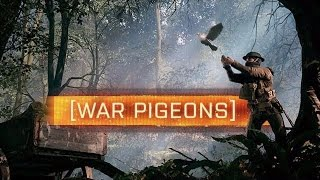 ► WAR PIGEONS! - Battlefield 1 New Game Mode