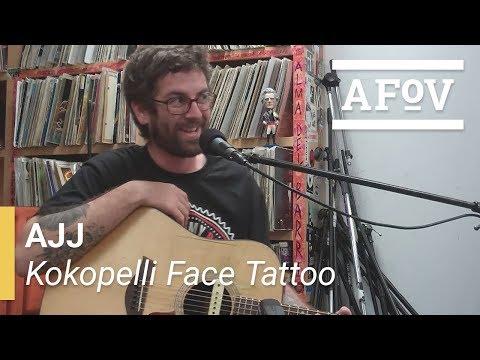 Andrew Jackson Jihad - Kokopelli Face Tattoo