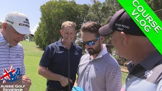 REDCLIFFE GOLF CLUB COURSE VLOG with GRAHAM ARNOTT PART 3