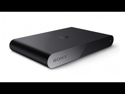 PlayStation TV Introduction