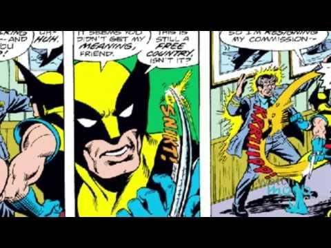 Wolverine: Origins and History